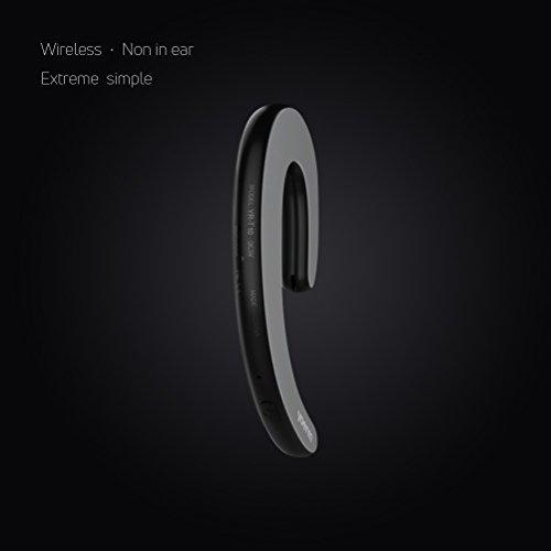 0a8b4a19edd YOERM Ear-hook True Wireless Headphones, Blue-tooth Head-phones for Cell