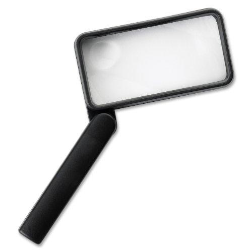 - Sparco Rectangular Handheld Magnifier
