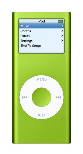 Apple iPod nano 4 GB Green
