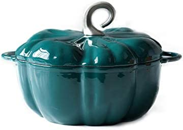 XXDTG Stockpot Stew Oven Enamel Pot Cast Iron Pot Non Stick Pot Casserole Cooker Induction Cooker Cooking Kitchen