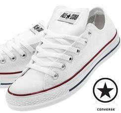 Converse All Star Basse Blanche
