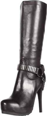 Fergie Women's Bella Boot,Black,13 M US