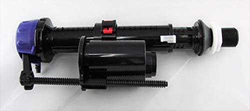 (Duravit 0074114200; Starck 3; Fill valve one piece two piece 1.6 gpf single Flush; in Unfinish)