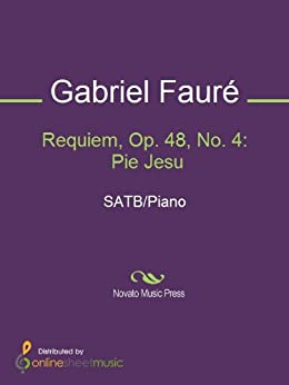 Requiem, Op. 48, No. 4: Pie Jesu - eBooks em Inglês na