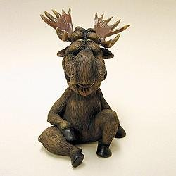 Moose Bobble Head