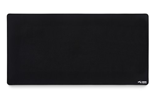 Glorious XXL Extended Gaming Mouse Mat/Pad - Large, Wide (Long) Black Mousepad, Stitched Edges | 36''x18''x0.12'' (G-XXL) by Glorious PC Gaming Race