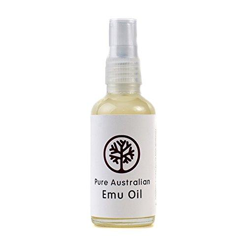 50ml Bottle of Pure Free Range Australian Emu Oil by Back to Basics