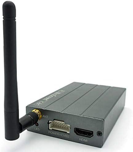 WQYRLJ Auto Car WiFi Pantalla Dongle Smart Media Streamer inalámbrica Mirroring para el teléfono móvil Android/iOS: Amazon.es: Hogar