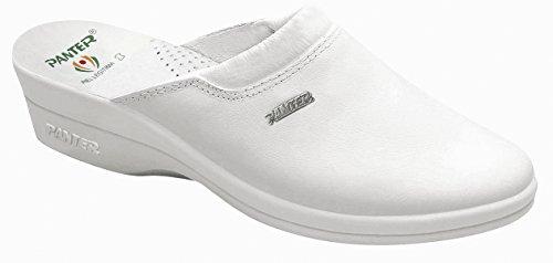 Panter 644651600 - Sabot 465 bianco formato: 39