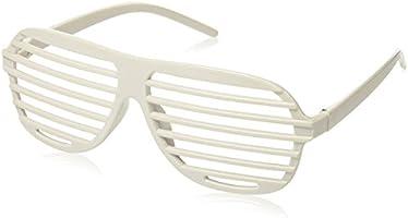 Slot Glasses- White (Standard)