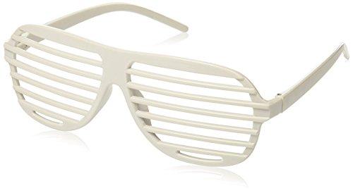 Forum Novelties Slot Glasses- White (Standard)