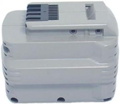 24,00V 3000mAh NiMH batería de repuesto para Dewalt DW004K, Dw004K2C, DW004K2H, DW005, Dw005K-2de 2, DW005K2C, DW005K2H, DW006K, DEO240de 2, DW006K2X E, DW006KH, Dw007, DW0241