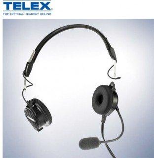 (TELEX AIRMAN ANR 850 AVIATION HEADSET - AIRBUS PLUG )