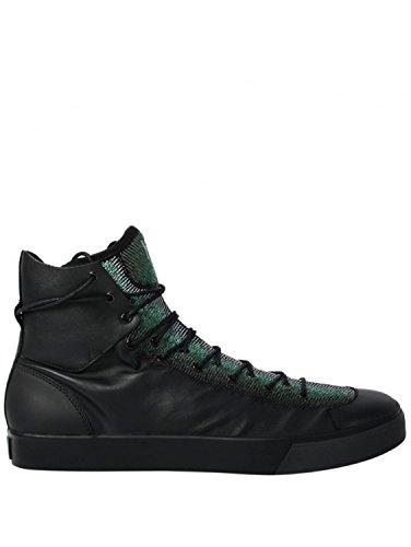 Adidas Y-3 Hombres Sen High (negro / Supcol / Perenne) Black / Supcol / Evergreen