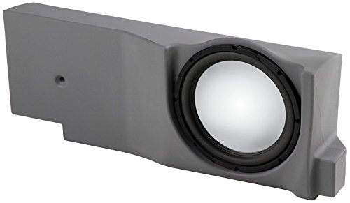 """UNLOADED MTX ThunderForm 2004-2008 F-150 Crew Cab/Ext Cab Holds 1-12"""" Custom Unloaded Subwoofer Box/Bass Enclosure"""