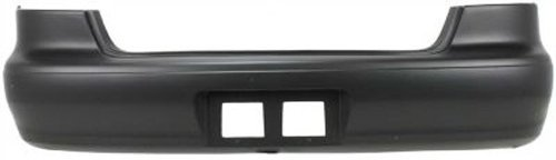 Crash Parts Plus Primed Rear Bumper Cover Replacement for 1998-2002 Toyota Corolla
