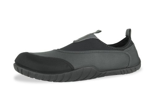 Rafters Malibu Water Shoe, Black, (15 D(M) US)
