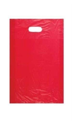 Amazon.com: Bolsas de la compra de plástico 1000 de color ...