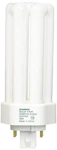 Sylvania 20881 Compact Fluorescent 4 Pin Triple Tube 3500K, - Fluorescent Sylvania