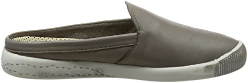 Softinos Imo447sof, Ballerine Donna Beige (Taupe)