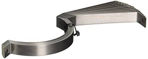 Noritz SS4-4 4-Inch Diameter Stainless Steel Support Strap with 4-Inch Clearance by Noritz (Image #1)