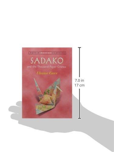 Sadako and the Thousand Paper Cranes (Puffin Modern Classics ...