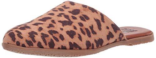 Billabong Women's Granada Mule Shoe, Cheetah, 8 Medium US