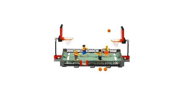 Amazon.com: LEGO Sports – Streetball 2 vs 2 Set 3431: Toys ...
