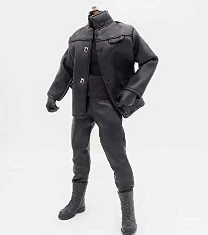 "1//6 Scale Male Overcoat Model for 12/"" Action Figure"