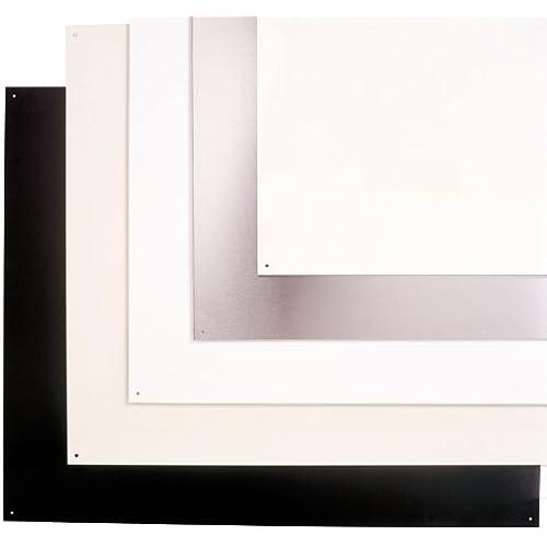 broan sp3004 backsplash range hood wall shield 24 by 30 inch stainless