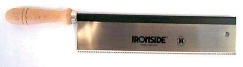 Ironside 130160 Feinsäge 250mm gerade Holzheft