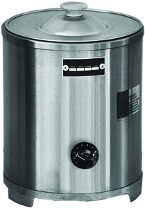 2 Quart 600 Watt Cast Aluminum Melting Pot by PRECISION BRAND PRODUCTS, INC.