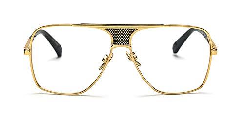 de de la 07 Libre Vendimia del Gafas UV400 Hombres al la Protección Marco XFentech sol Metálico Aire Estilo de vqYPpxC