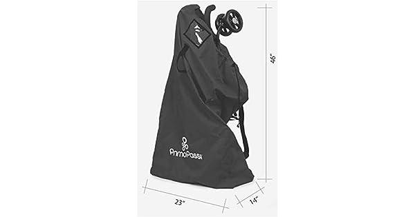 Amazon.com: Primo Passi - Bolsa de viaje para cochecito ...