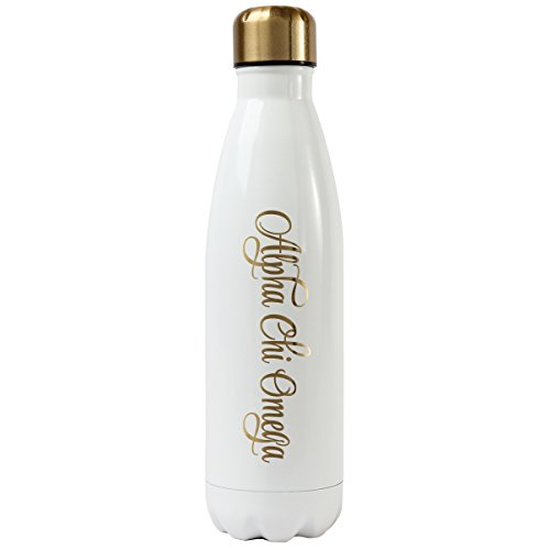Alexandra And Company Water Bottle, Alpha Chi Omega