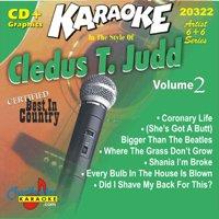 - Karaoke: Cledus T. Judd 2