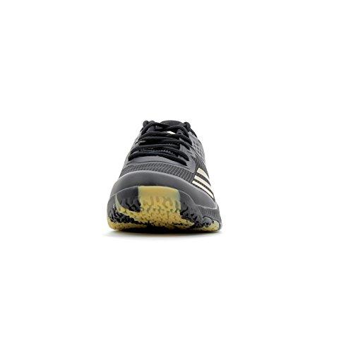 adidas Performance Herren Volleyballschuhe Crazyflight Bounce schwarz/gelb (703)