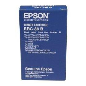 U220 Series - EPSERC38B-Epson ERC38B - ERC38B Ribbon, Black