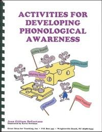 Activities for developing phonological ()