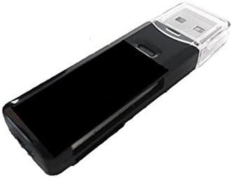 HobbyFlip USB MicroSD HC XC /& SD HC XC Dual Slot Memory Card Reader Reads Compatible with Walkera X350 Premium