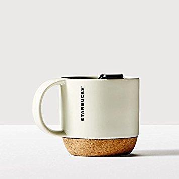 Starbucks Cork Mug - Cream, 12 fl oz