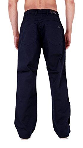 Aztec Herren Jeanshose Blau Blau