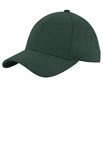 Sport-Tek PosiCharge RacerMesh Cap STC26 Dark Forest Green One Size - Forest Green Baseball Hats