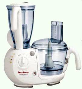 Moulinex dfc242 Odacio 3 Duo Robot de cocina color blanco: Amazon.es: Hogar