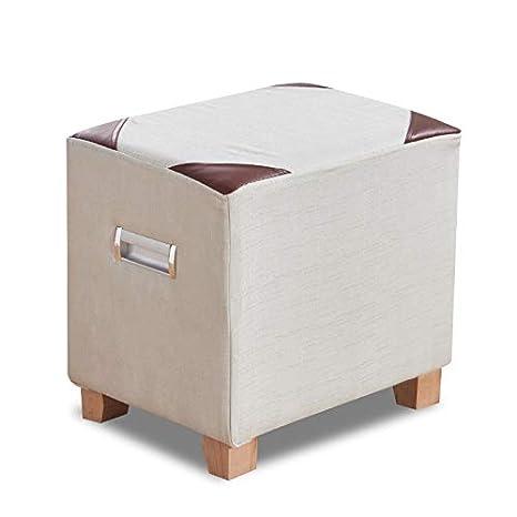 Amazon.com: FS reposapiés, moda creativa sofá taburete de ...