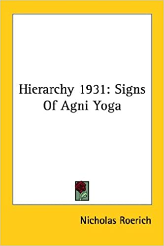 Hierarchy 1931: Signs of Agni Yoga: Amazon.es: Nicholas ...