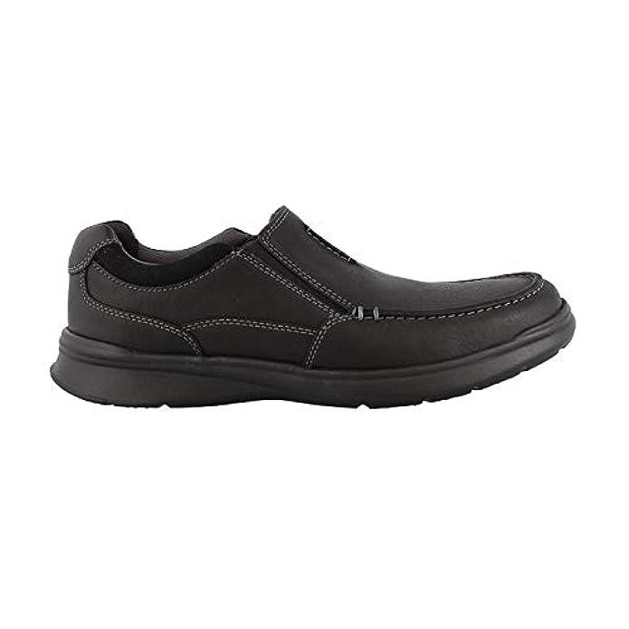 Mens Clarks Cotrell Free Moc Toe Shoe