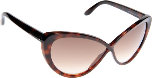 Tom Ford Women's Ft0253 52F Madison Cat Eye Sunglasses, - Cat Sunglasses Eyes Ford Tom