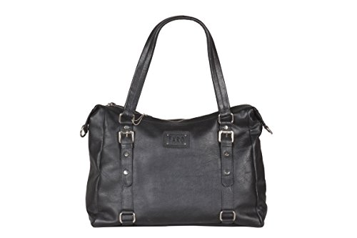Price comparison product image FARO HANDCRAFTED VINTAGE LEATHER Bette-A Shoulder Bag