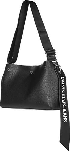 Noir X Cm b 5x32x21 Jeans Banner Cartable Logo black Mixte Calvin H 10 T Klein Adulte Shoulder Bag Og6qzZx